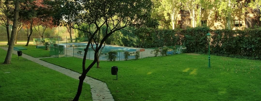 Mantenimiento piscina y jardin en Madrid