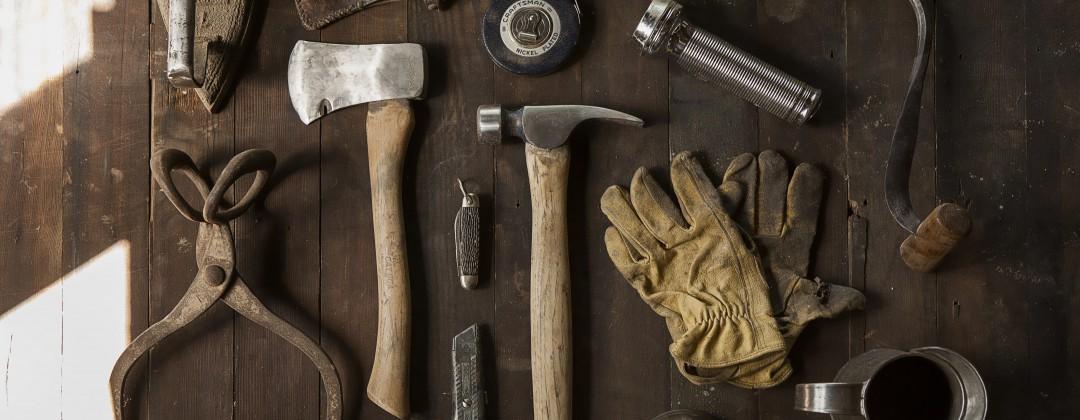 Herramientas - trabajos de mantenimiento